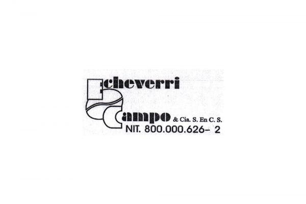 ECHEVERRI CAMPO & CIA E. EN C. S.